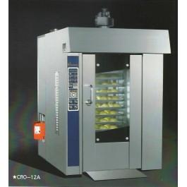 Περιστροφικός φούρνος  CRO-12A, με καυστήρα πετρελαίου ή αερίου