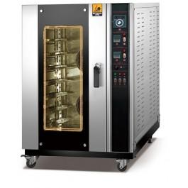 Αερόθερμος ηλεκτρικός φούρνος GDM 10