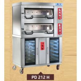Ηλεκτρικός φούρνος πίτσας PD 212H