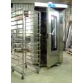 Αερόθερμος ηλεκτρικός φούρνος σειράς ESAM