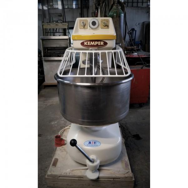 Ταχυζυμωτήριο Kemper SP 30 - 50kg ζύμης μεταχειρισμένο